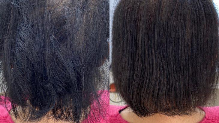 奇跡の髪質改善ストレート 等電点α(アルファ)